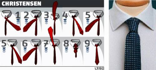 I 17 nodi per la cravatta 11