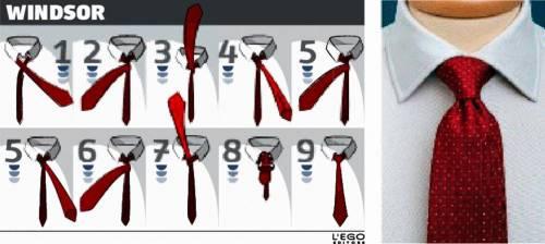 I 17 nodi per la cravatta 12
