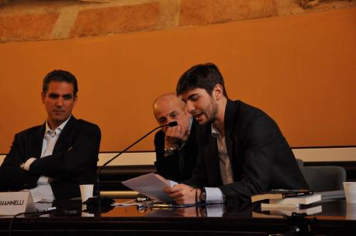 Le immagini del convegno (Santuario di San Salvatore in Lauro) 3