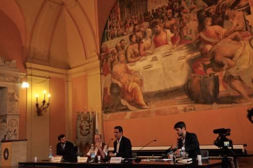Le immagini del convegno (Santuario di San Salvatore in Lauro) 8