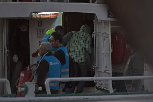 Grecia, le prime espulsioni di immigrati in Turchia 2