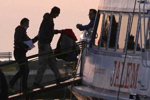 Grecia, le prime espulsioni di immigrati in Turchia 6