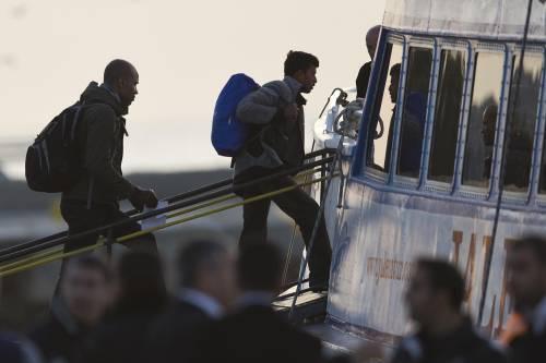 Grecia, le prime espulsioni di immigrati in Turchia 13