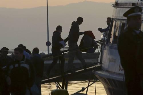 Grecia, le prime espulsioni di immigrati in Turchia 12