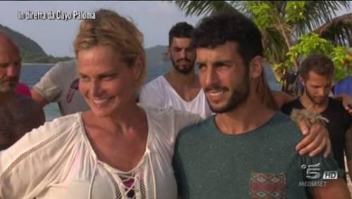 Isola dei Famosi: Simona Ventura nominata 6