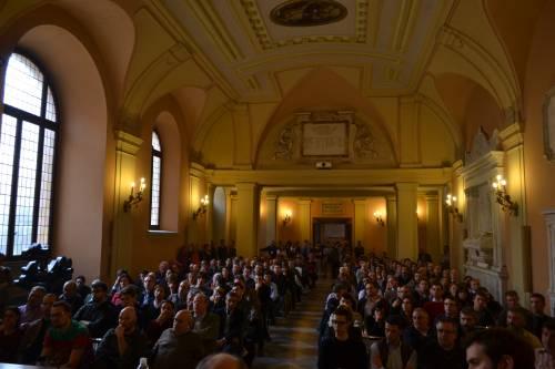 Le immagini del convegno (Santuario di San Salvatore in Lauro) 2