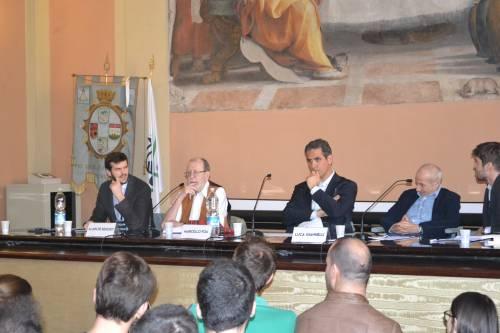 Le immagini del convegno (Santuario di San Salvatore in Lauro) 7
