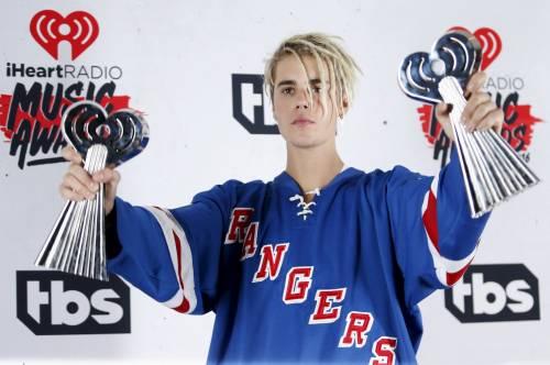 Justin Bieber con i dreadlocks 8