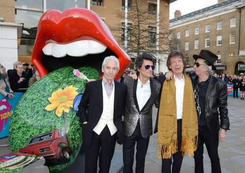 Rolling Stones, a lavoro su nuovo album 2