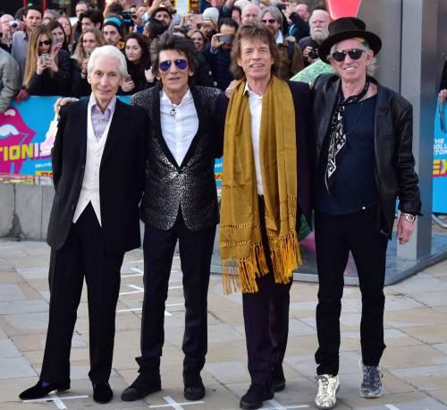 Rolling Stones, a lavoro su nuovo album 3