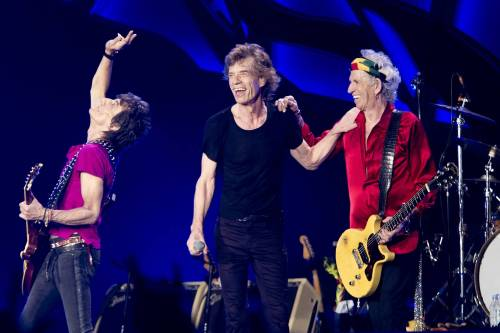 Rolling Stones, a lavoro su nuovo album 6