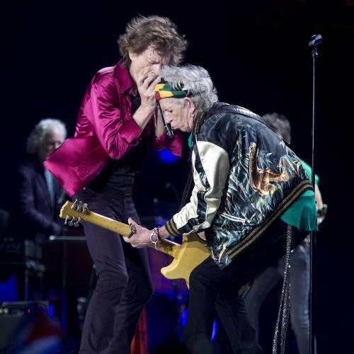 Rolling Stones, a lavoro su nuovo album 5