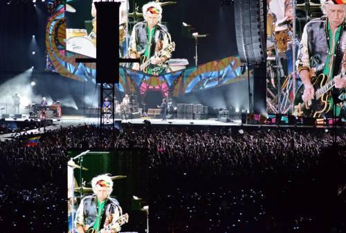 Rolling Stones, a lavoro su nuovo album 8