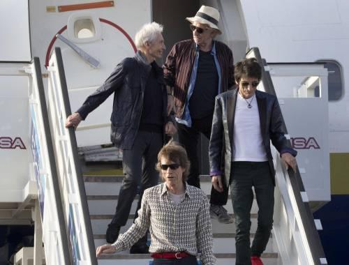Rolling Stones, a lavoro su nuovo album 7