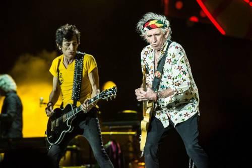 Rolling Stones, a lavoro su nuovo album 9