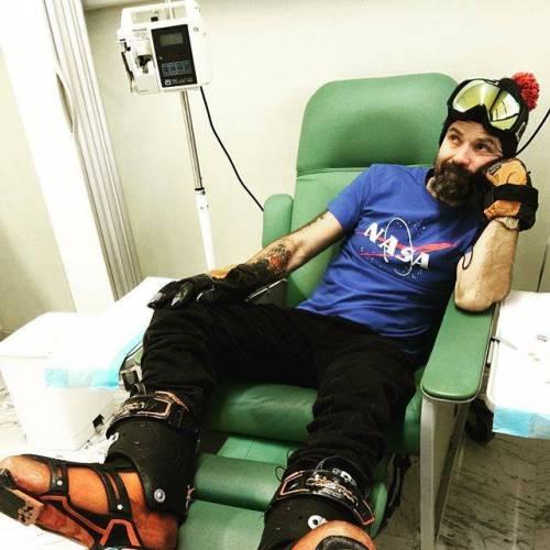 Pau Donés: la mia battaglia contro il cancro 7