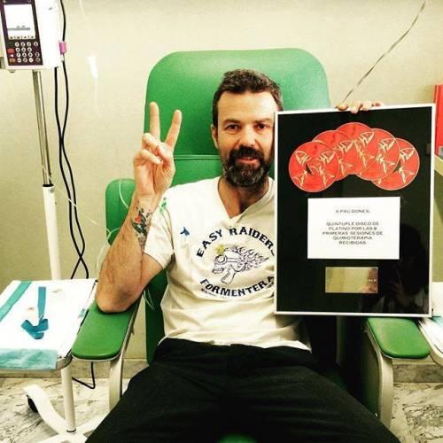 Pau Donés: la mia battaglia contro il cancro 3
