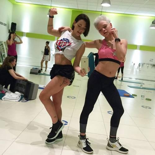 Le Donatella, Silvia Provvedi a seno nudo su Instagram 15