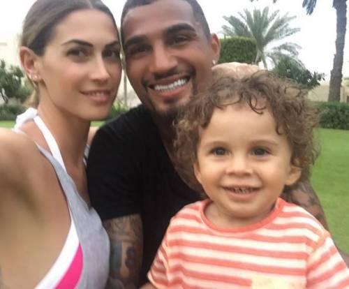Melissa Satta e Kevin Prince Boateng futuri sposi: foto 5