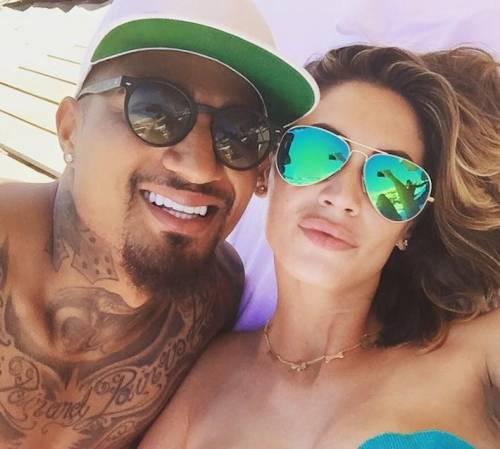 Melissa Satta e Kevin Prince Boateng futuri sposi: foto 9