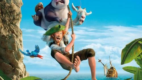 Robinson crusoe in arrivo il primo film danimazione ilgiornale.it