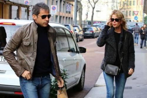 Alta tensione tra Alessia Marcuzzi e il marito Paolo Calabresi Marconi 4