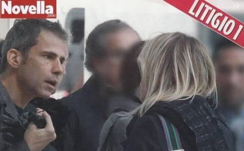 Alta tensione tra Alessia Marcuzzi e il marito Paolo Calabresi Marconi 9