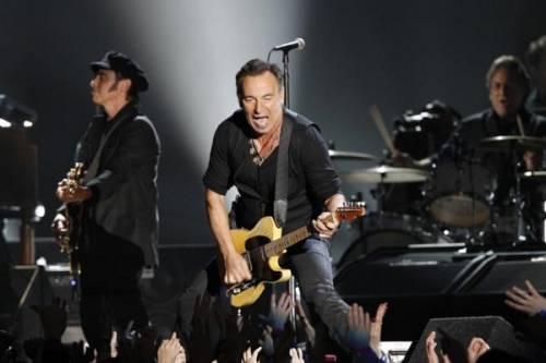 """Bruce Springsteen si confessa """"Sono stato depresso per diversi anni"""""""