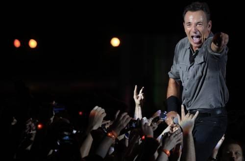 Bruce Springsteen, foto 13