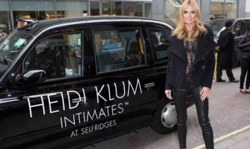 Heidi Klum, bellezza hot: foto 4