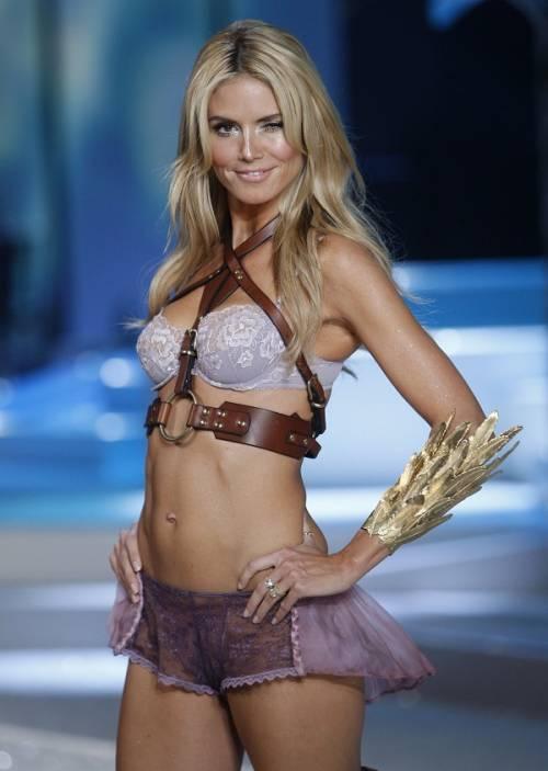 Heidi Klum, bellezza hot: foto 5