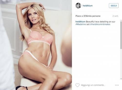 Heidi Klum, bellezza hot: foto 7