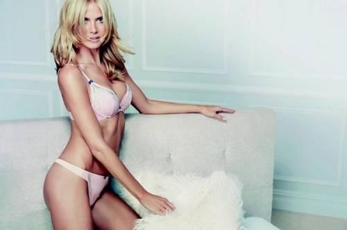 Heidi Klum, bellezza hot: foto 8