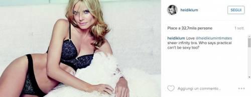 Heidi Klum, bellezza hot: foto 11