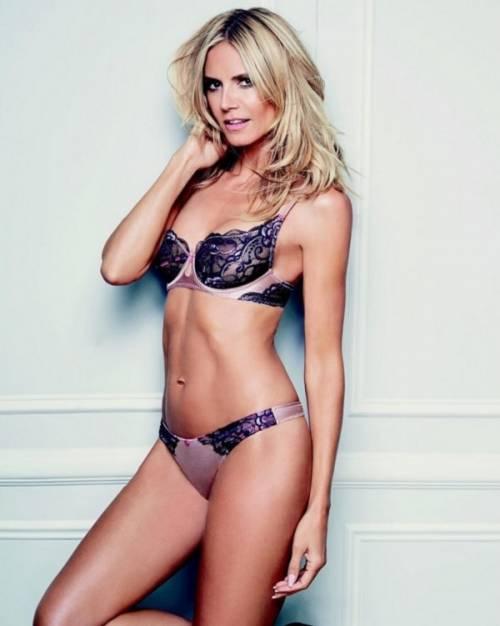 Heidi Klum, bellezza hot: foto 12