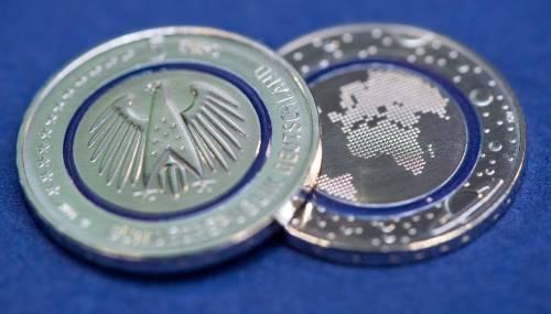 Arriva la moneta da 5 euro: ecco come sarà 2