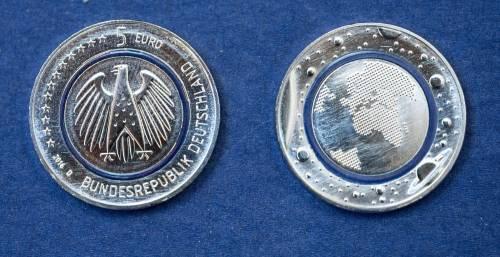Arriva la moneta da 5 euro: ecco come sarà 3