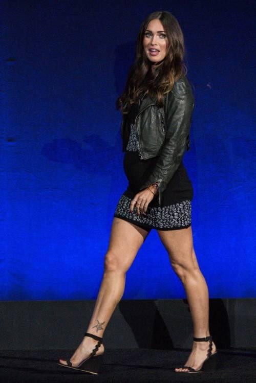 Megan Fox, mamma sexy: foto 3