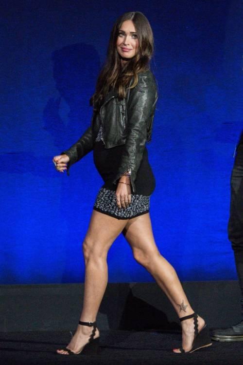 Megan Fox, mamma sexy: foto 6