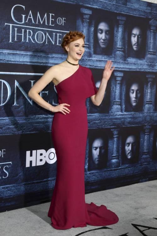 """""""Game of Thrones"""", la premiere della sesta stagione 2"""