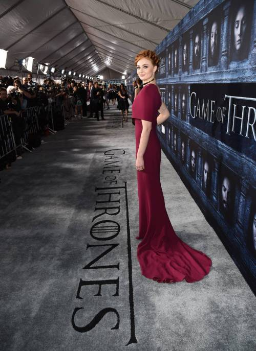 """""""Game of Thrones"""", la premiere della sesta stagione 43"""