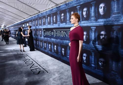 """""""Game of Thrones"""", la premiere della sesta stagione 74"""