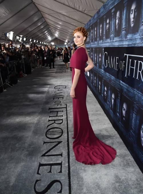 """""""Game of Thrones"""", la premiere della sesta stagione 76"""