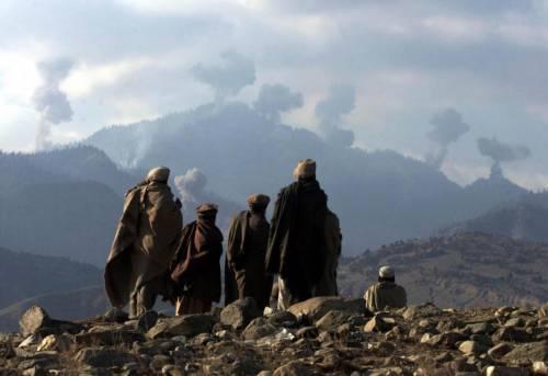 Ecco come si addestrano le forze speciali talebane
