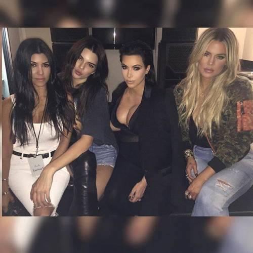 Kim e Klhoe Kardashian: foto 14
