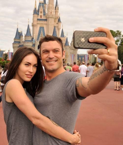 Megan Fox, dopo la gravidanza torna con Brian Austin Green
