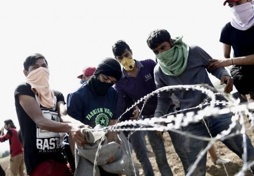 Le barriere anti-migranti sono di sinistra