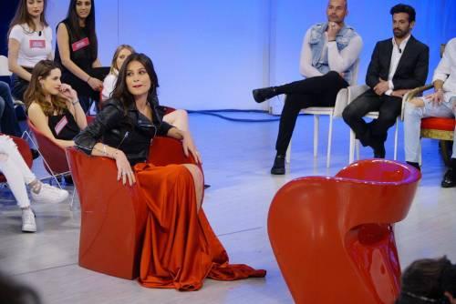 Ludovica Valli e Fabio Ferrara a Uomini e Donne 2