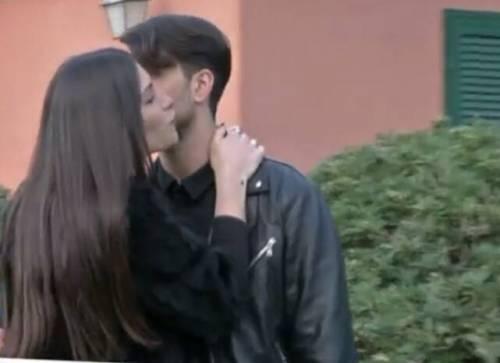 Ludovica Valli e Fabio Ferrara a Uomini e Donne 11