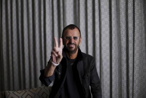 Ringo Starr: foto